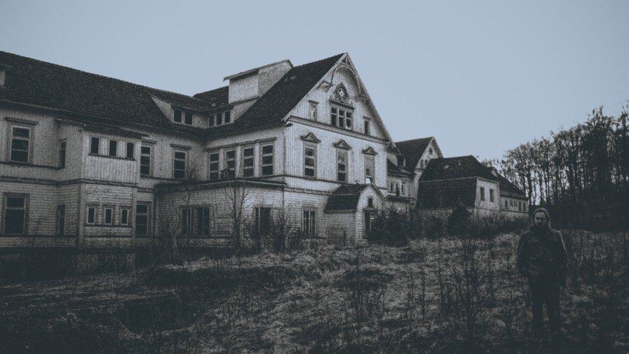 Lungenheilstätte Albrechtshaus im Harz