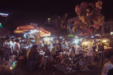 Markt in Rangun