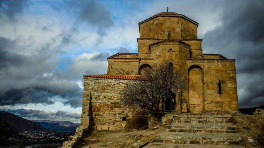 Dschwari-Kloster in Mtzcheta