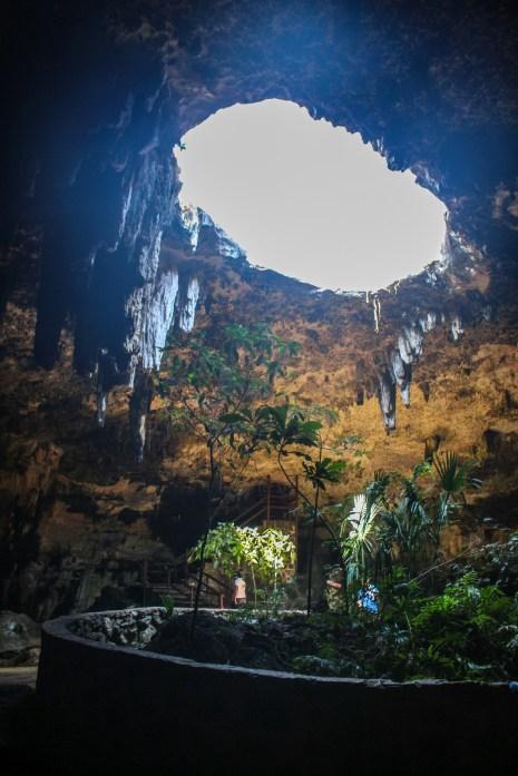 Cenote Tza Ujun Kat in Homun