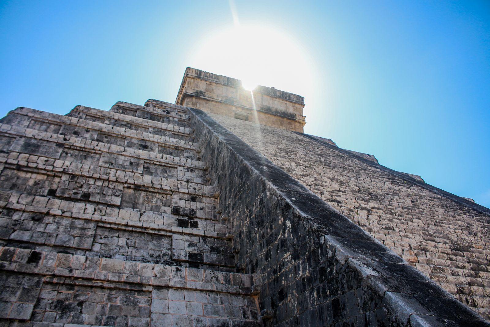 Chichén Itzá, Kukulcán-Pyramide