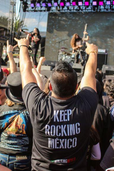 Keep Rocking Mexico