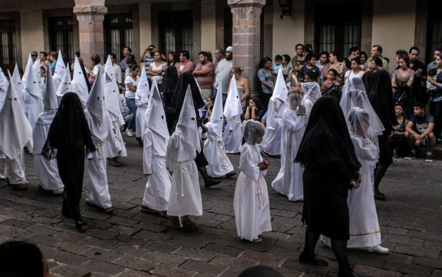 Karfreitagsprozession in Mexiko