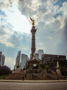 Angel de la Independencia, Reforma, Mexico City