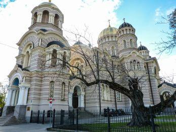 Christi-Geburt-Kathedrale in Riga