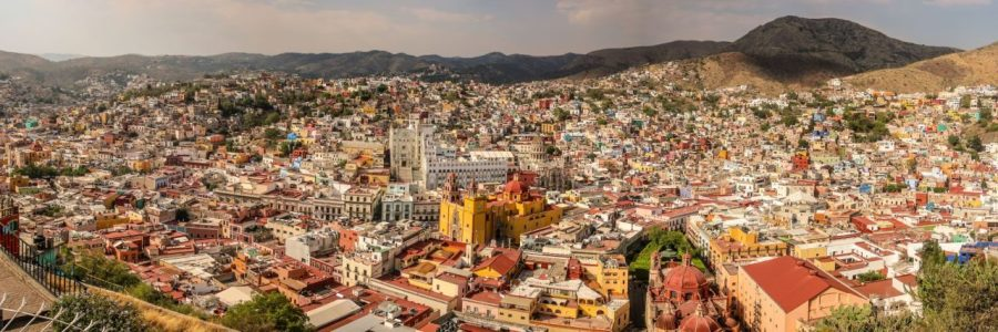 Panorama Guanajuato