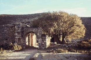 Ruinen von Real de Catorce