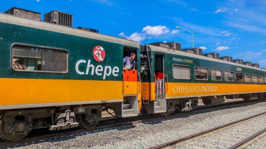 El Chepe Eisenbahn