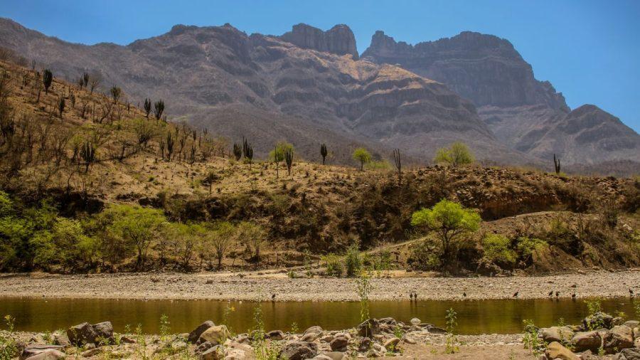 Umgebung von Urique
