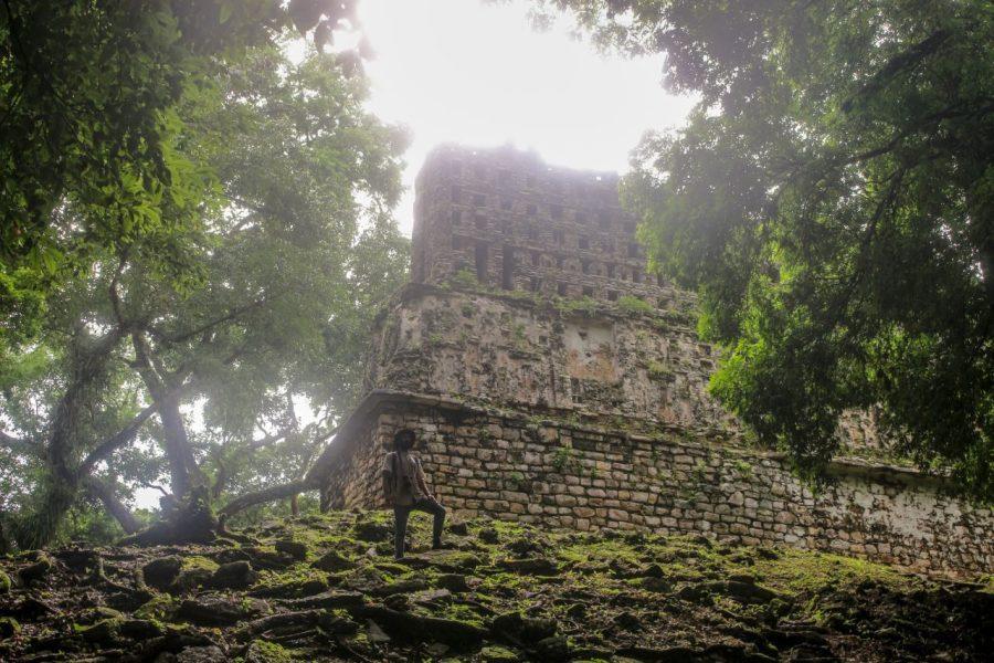Ruine von Yaxchilan