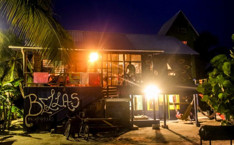 Bellas Backpackers, Caye Caulker