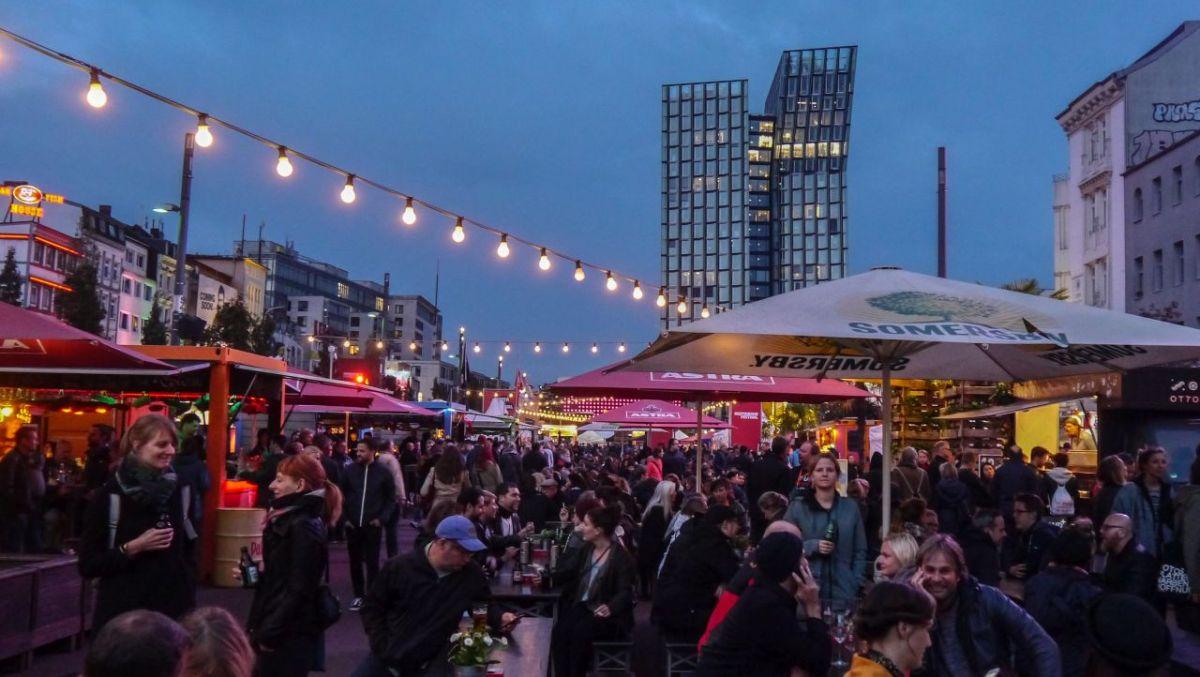 Lieblingsmomente auf dem Reeperbahn Festival 2017 - Bilderstrecke