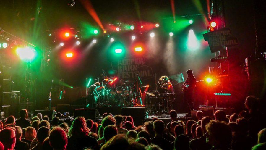 Dispatch live auf dem Reeperbahn Festival