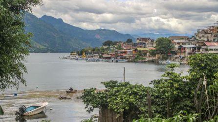 San Marcos la Laguna am Lago de Atitlan