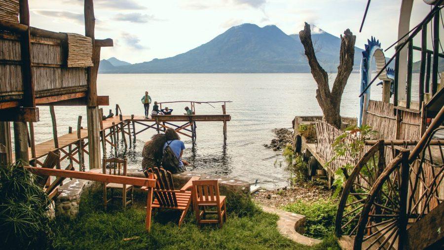 Am Lago de Atitlan