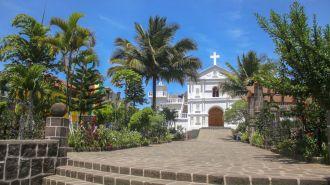 Kirche in San Marcos la Laguna