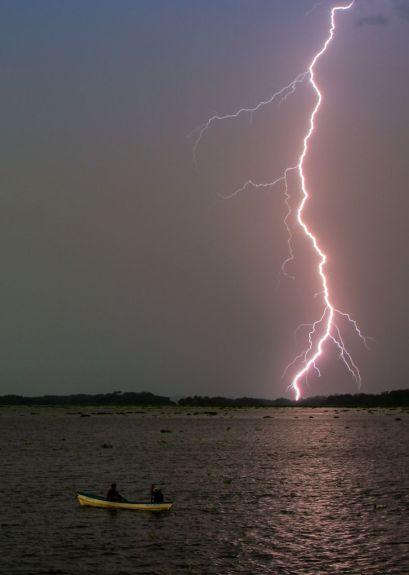 Blitz in Suchitoto