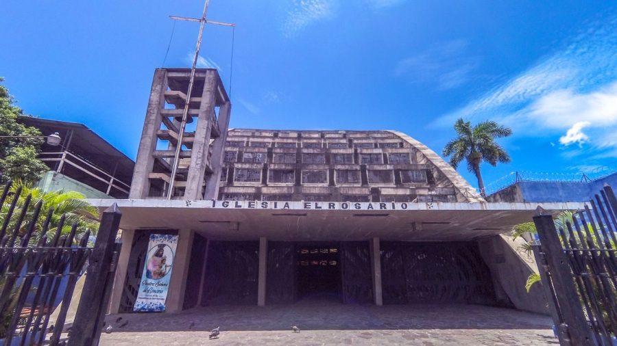 El Rosario Kirche in San Salvador