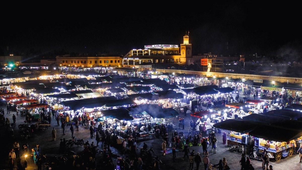 Stadtporträt: Marrakesch