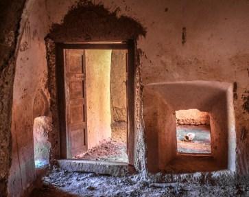 Im Innern von Ait Ben Haddou