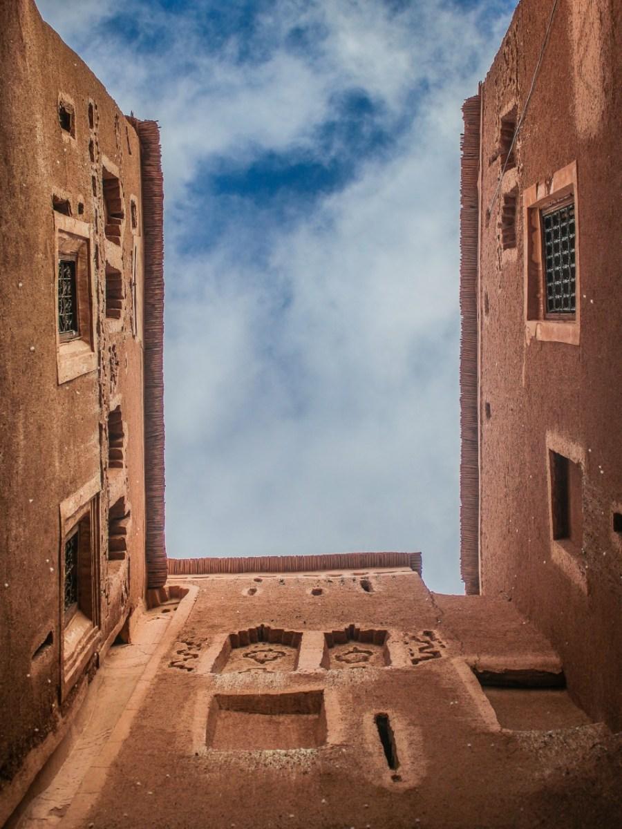 Altstadt von Ouarzazate.
