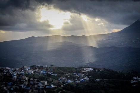In der Nähe von Chefchaouen, Marokko © Danilo Rößger