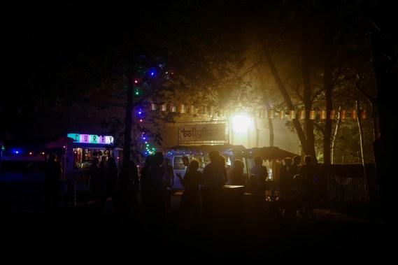 Festivalgelände vom Best Kept Secret Festival 2018