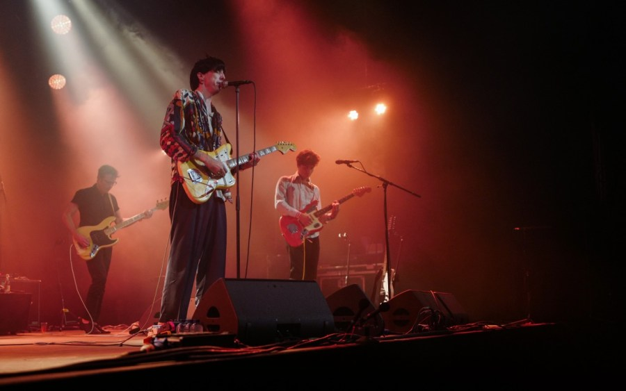 Deerhunter live auf dem Best Kept Secret Festival 2018