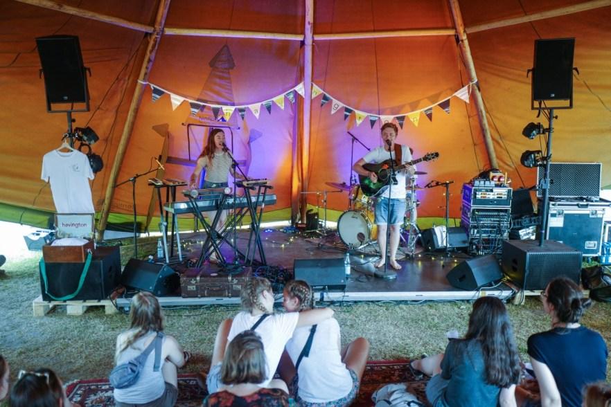 Havington live auf dem lunatic Festival 2018
