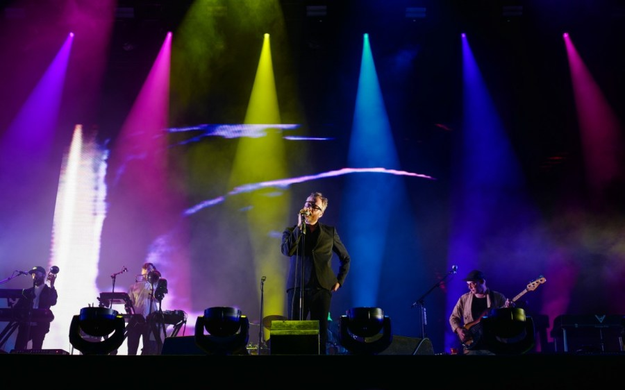 The National live auf dem Best Kept Secret Festival 2018
