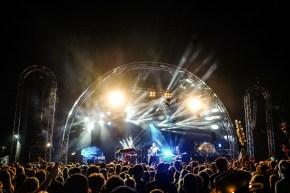 Her live auf dem Appletree Garden Festival 2018
