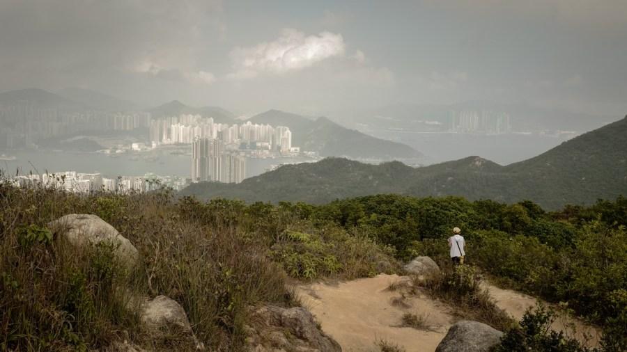 Wanderweg Hong Kong