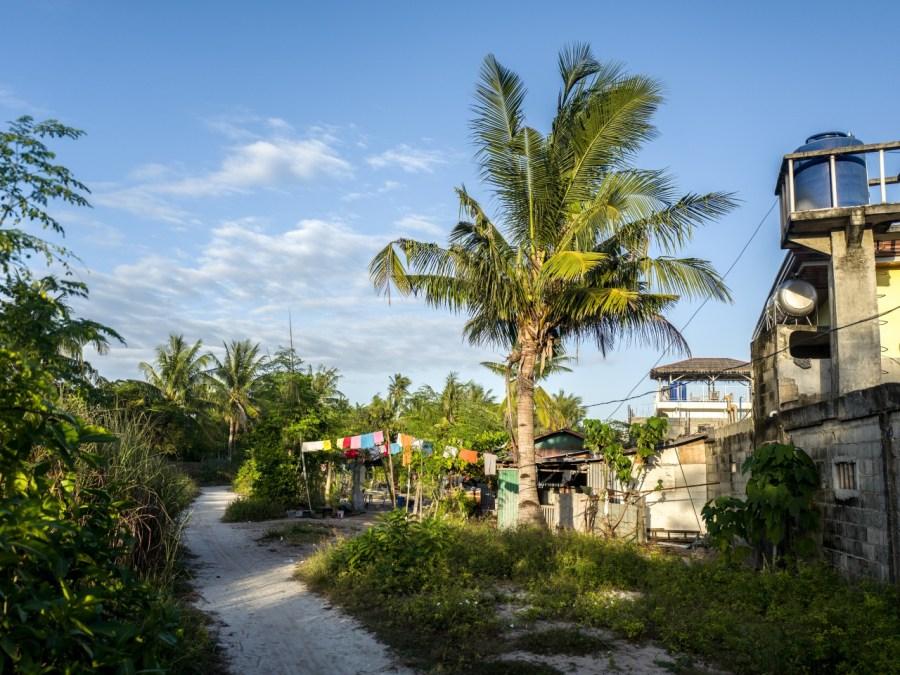 Anwesen auf Malapascua Island