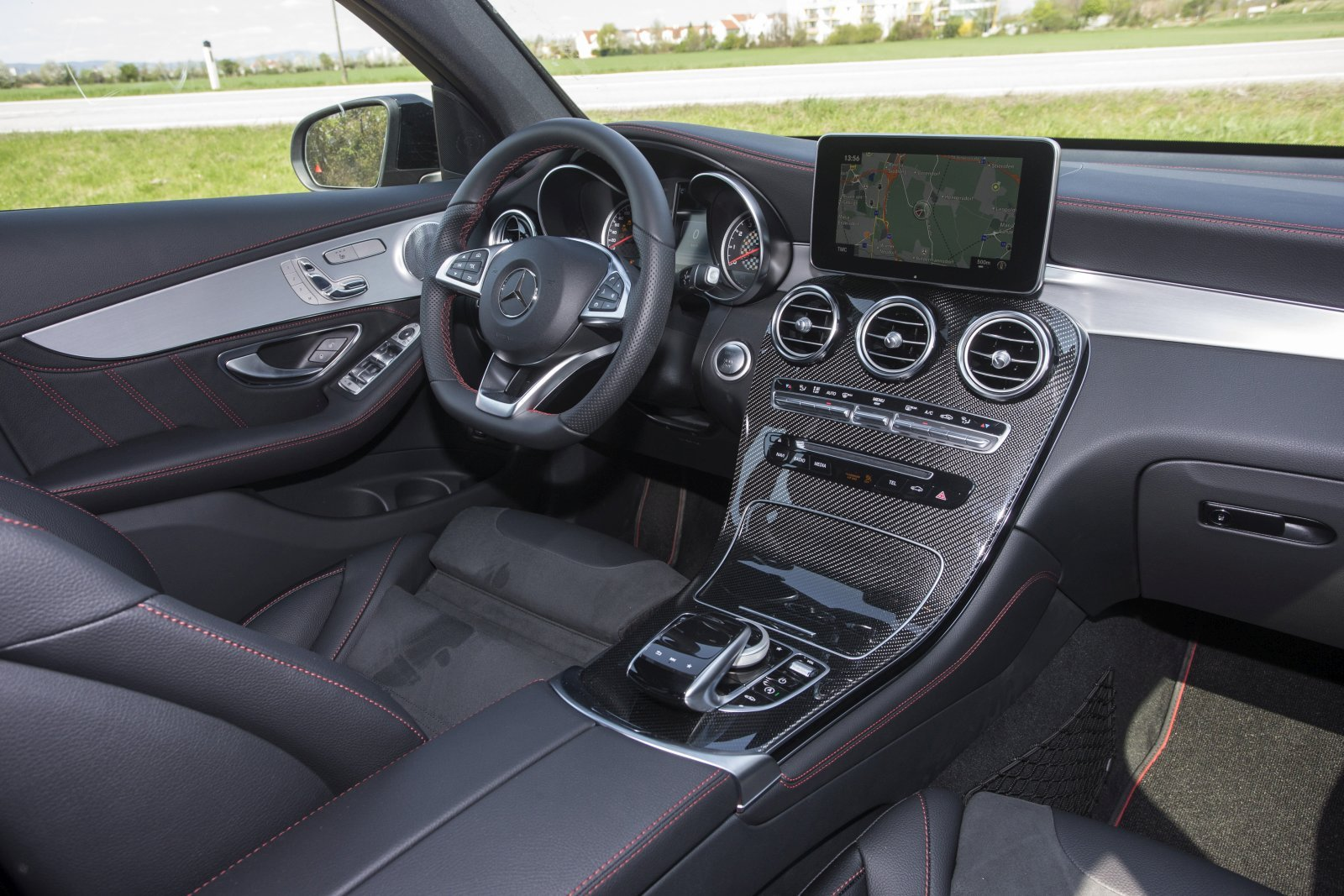 TEST Mercedes AMG GLC 43 4MATIC Coup ALLES AUTO