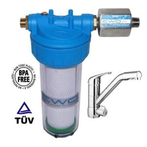 Waterfilter kopen voor zuiver drinkwater