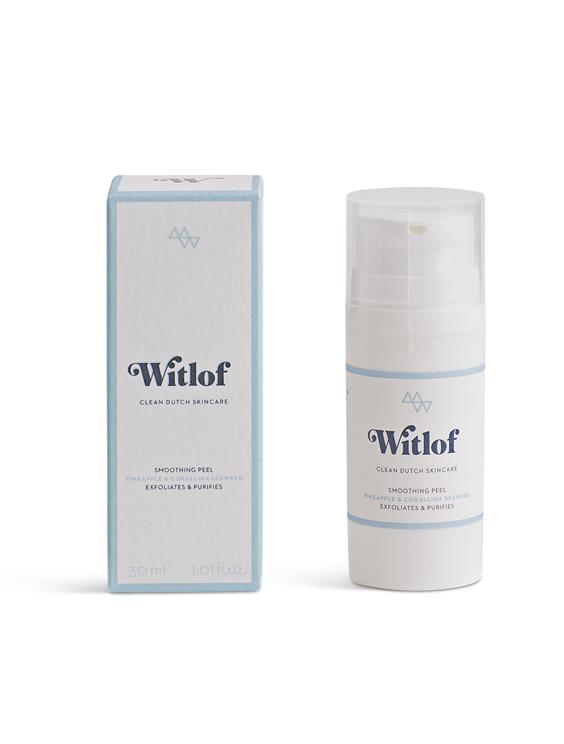 Witlof smoothing peel