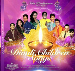 Divali Children CD