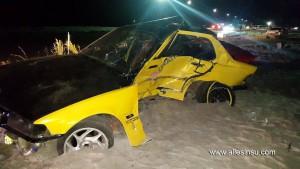 Gele BMW , 2 gewonden waarvan 1 zwaargewond