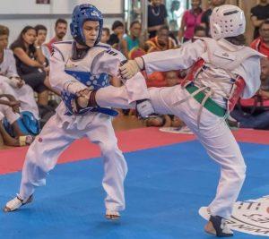 10e Int. Teakwondo 1