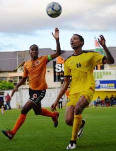 Leo Victor vs. Inter Moengotapoe 4 11 juni 2017