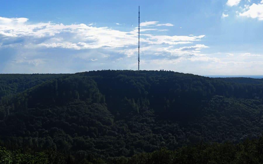 El bosque de teutoburgo