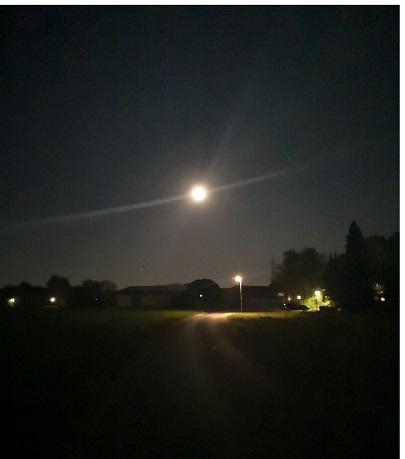 Consecuencias de las lunas llenas