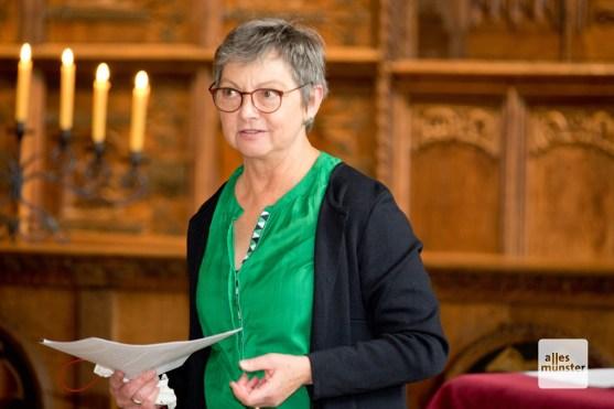 Manuela Roßbach ist Vorstand der Aktion Deutschland Hilft