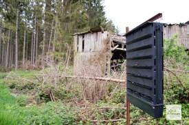 Die Fallen dienen in erster Linie der Überwachung. Den Wald im Hintergrund können sie nicht retten.
