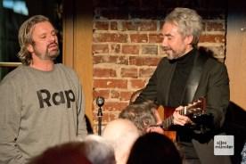 Henning Wehland und Jan Löchel (Foto: Michael Bührke)