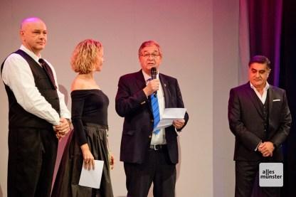 Edelbert Schilling, Distrikt-Governor der LIONS (Foto: Michael Bührke)