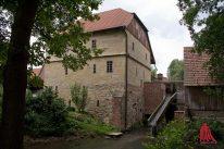 Die Wassermühle Schulze Westerath im Stevertal. (Foto: Michael Bührke)