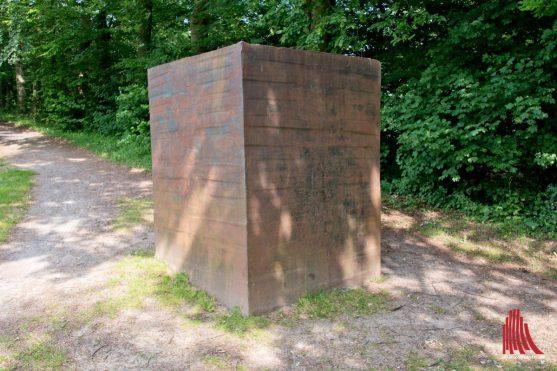 Dialogue with J. C. Schlaun – Richard Serra (Foto: Michael Bührke)