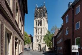 Die Überwasserkirche, hierher kam Familie Droste-Hülshoff am Karfreitag. (Foto: Michael Bührke)
