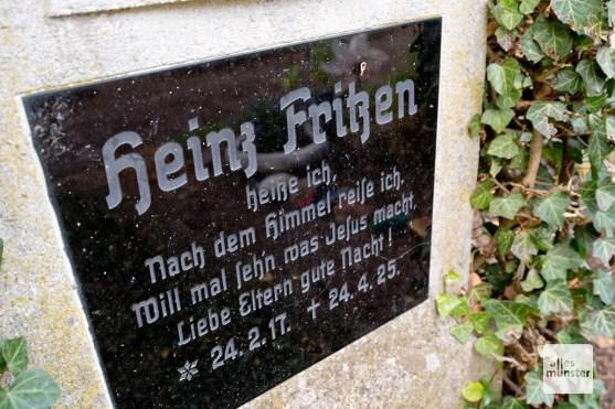 Heinz Fritzen (Foto: Michael Bührke)